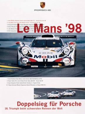 24h de Le Mans 1998