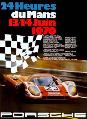24h de Le Mans 1970