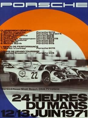 24h de Le Mans 1971