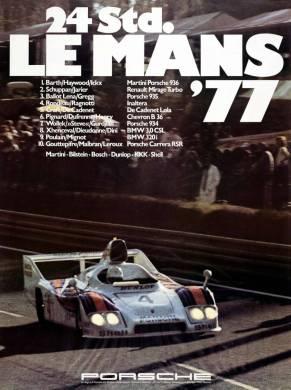 24h de Le Mans 1977