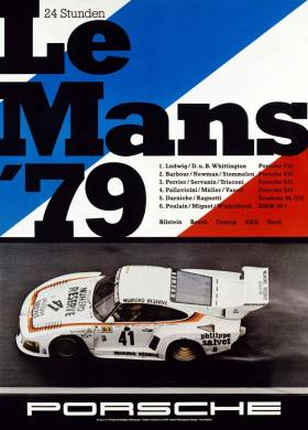24h de Le Mans 1979