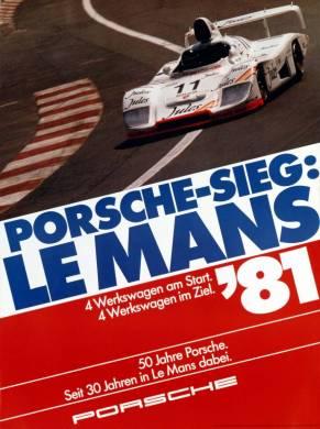 24h de Le Mans 1981