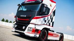 Iveco New Stralis XP TCo2 Champion: fruto de la alianza con Abarth (fotos)