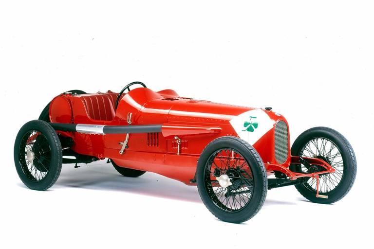 RL Targa FLorio lateral Alfa Romeo mejores historia
