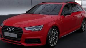 Audi A4 Avant Black line Edition (fotos)