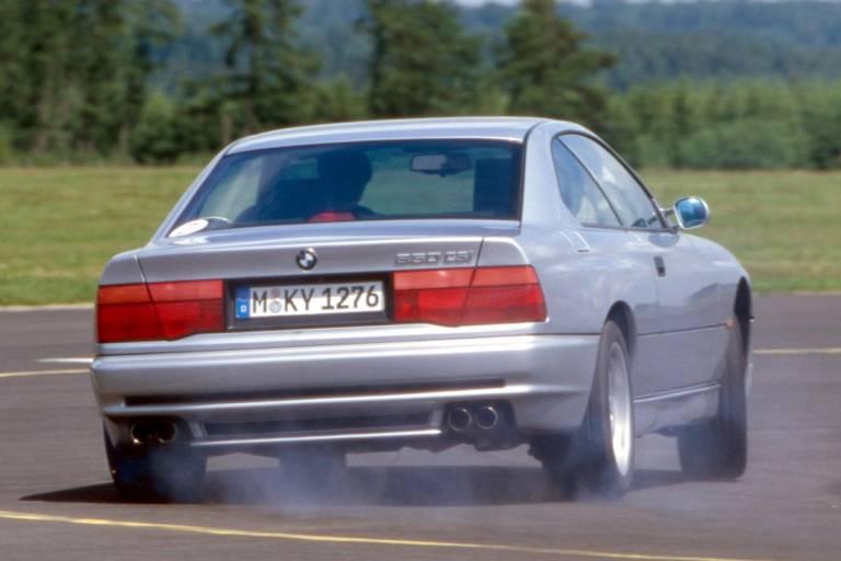 BMW 850 CSI 5 coches clásicos 2017