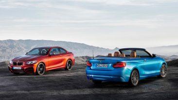 BMW Serie 2 Coupe Cabrio precios España