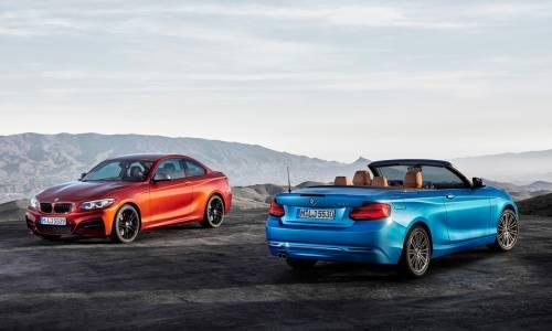 BMW Serie 2: precios para España del coupé y del cabrio