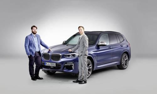 BMW X3 2018: conocemos, en exclusiva, al rival a batir