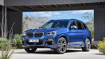 BMW X3 M40i delantera