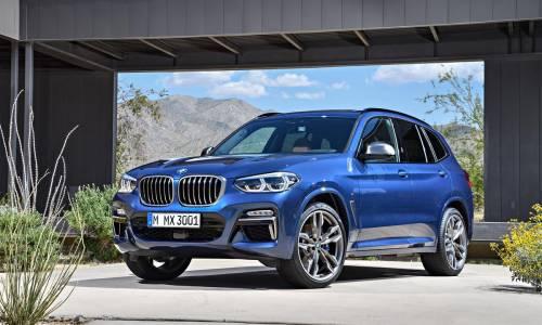 BMW X3 M40i 2018: el más potente con 360 CV