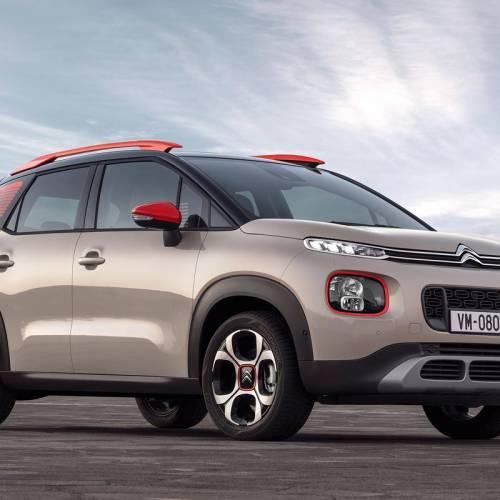 Citroën C3 Aircross, el monovolumen se convierte en SUV