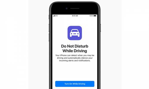 Do not Disturb while Driving: tu iPhone no te molestará más mientras conduces