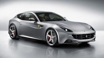 Ferrari FF Rey Juan Carlos