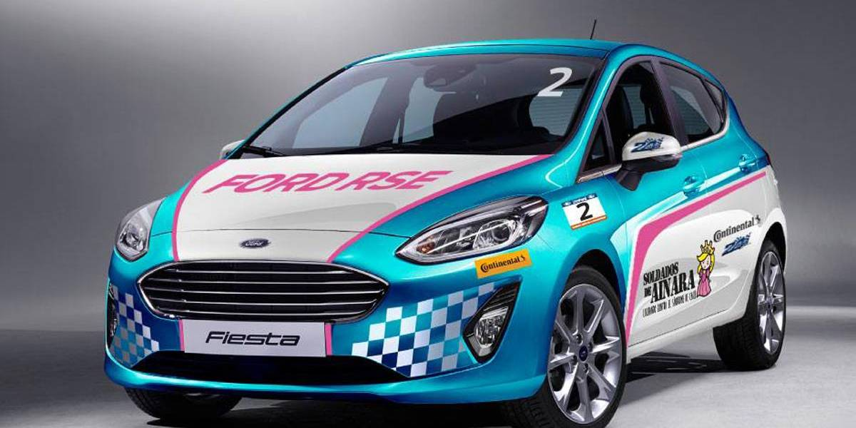 Comienzan las 24 horas Ford con nuestro coche 'Coches/Altagama/Revista Love'