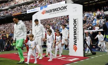 Hankook y el Real Madrid, de la mano hacia el éxito