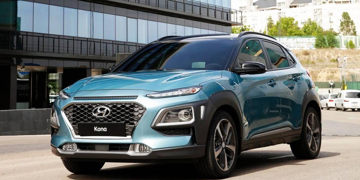 Hyundai Kona: precios y datos oficiales del SUV de Hyundai