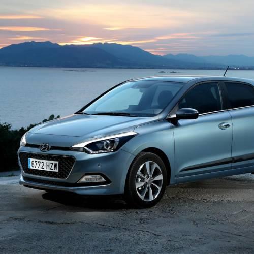 Hyundai i20 1.2 MPI Elegant Nav 85 CV: prueba real