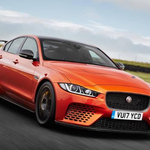 Jaguar XE SV Project 8: la berlina más radical con 600 CV