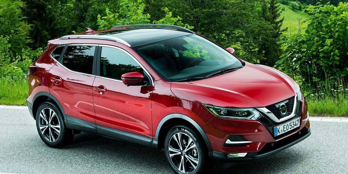 Nissan Qashqai 2017: precios para España del SUV superventas