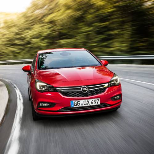 Opel Astra GSI-Line: afina su perfil más deportivo