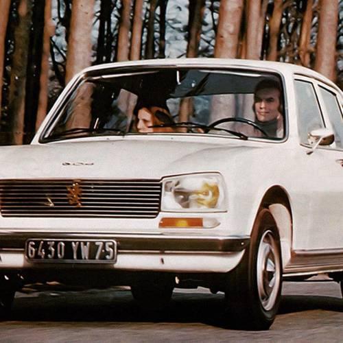 Se cumple el 50 aniversario del Peugeot 504