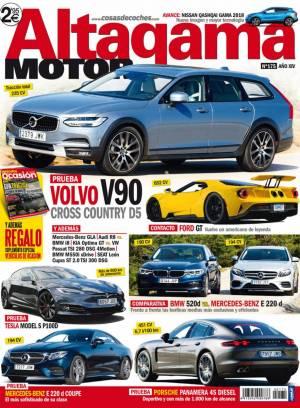 Revista Altagama Motor Número 175