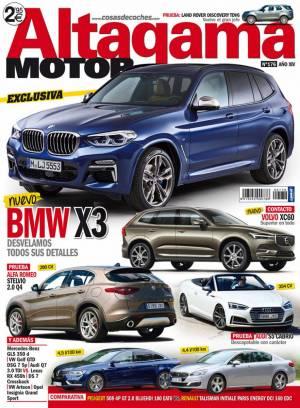 Revista Altagama Motor Número 176