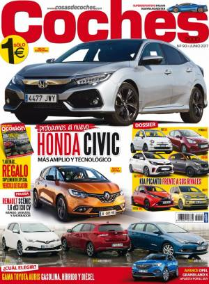 Revista Coches – número 90