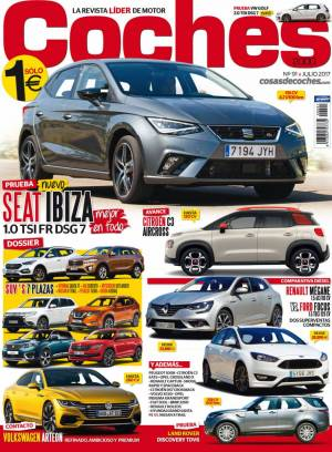 Revista Coches – número 91