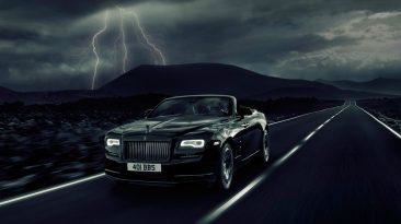 Rolls-Royce Dawn Black Badge delantera