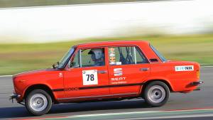 El SEAT 124 protagonista de Retromóvil Madrid (fotos)
