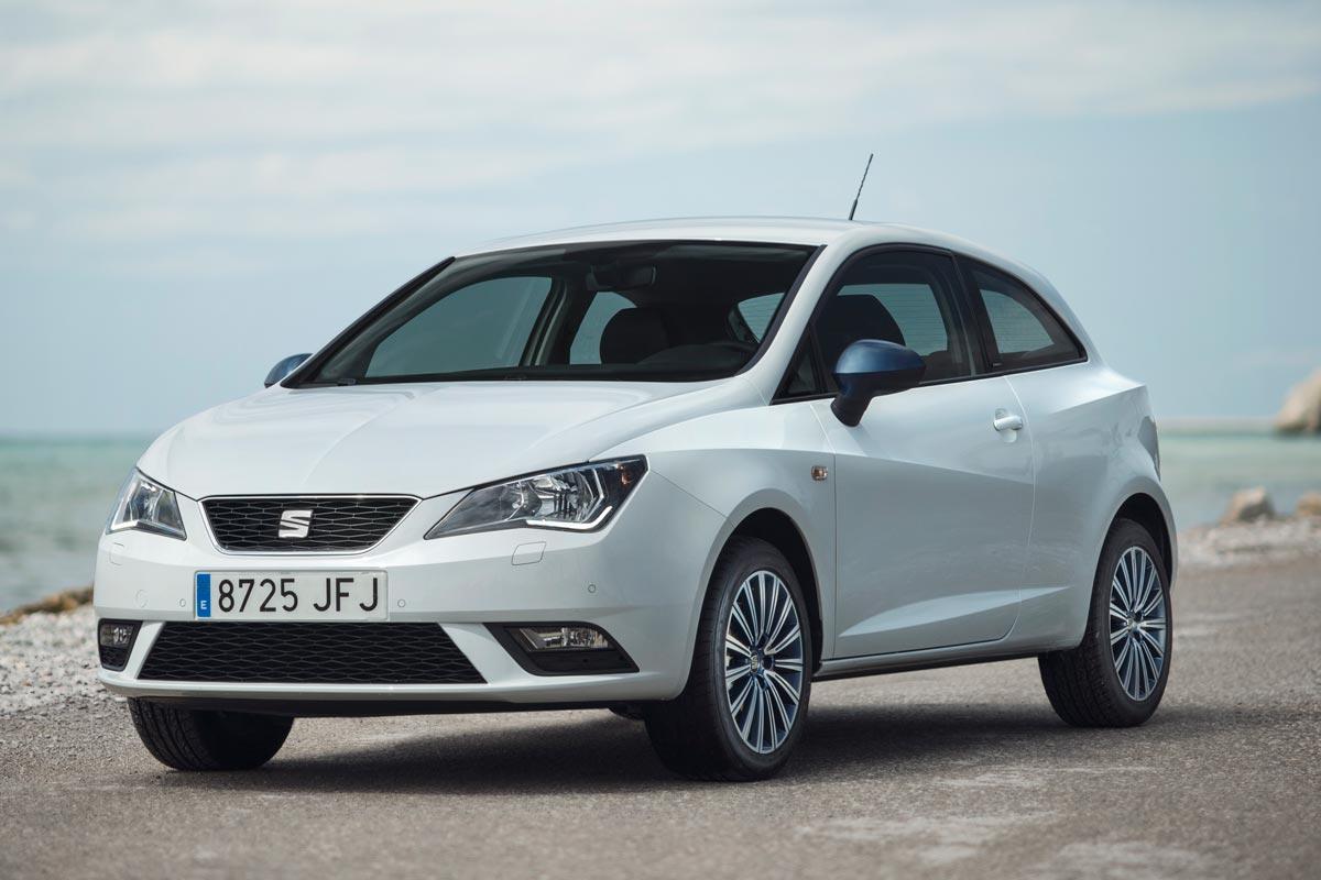 SEAT Ibiza coches más vendidos mayo 2017