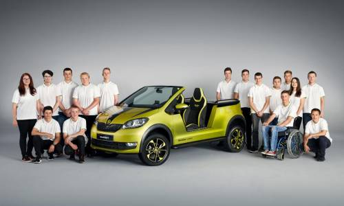 Škoda Element: el buggy eléctrico de Škoda que no veremos