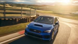 Subaru anuncia dos nuevas ediciones limitadas: WRX STI Type RA y BRZ tS (fotos)