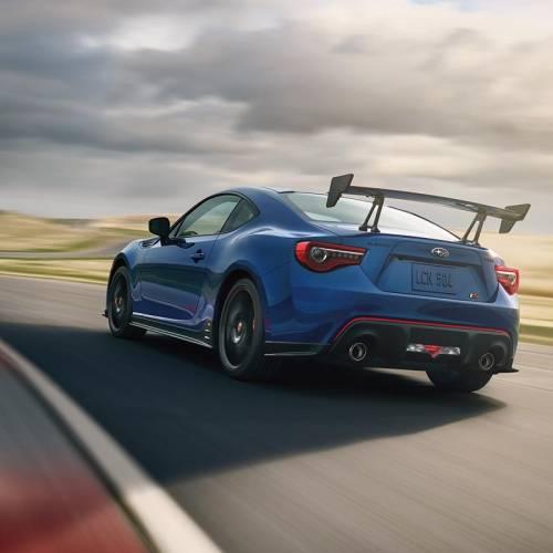 Subaru anuncia dos nuevas ediciones limitadas: WRX STI Type RA y BRZ tS