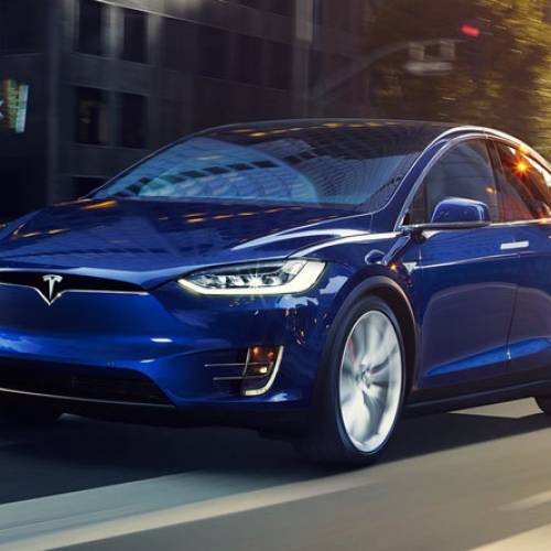 Tesla Model S y Model X: actualización de su software de conducción autónoma