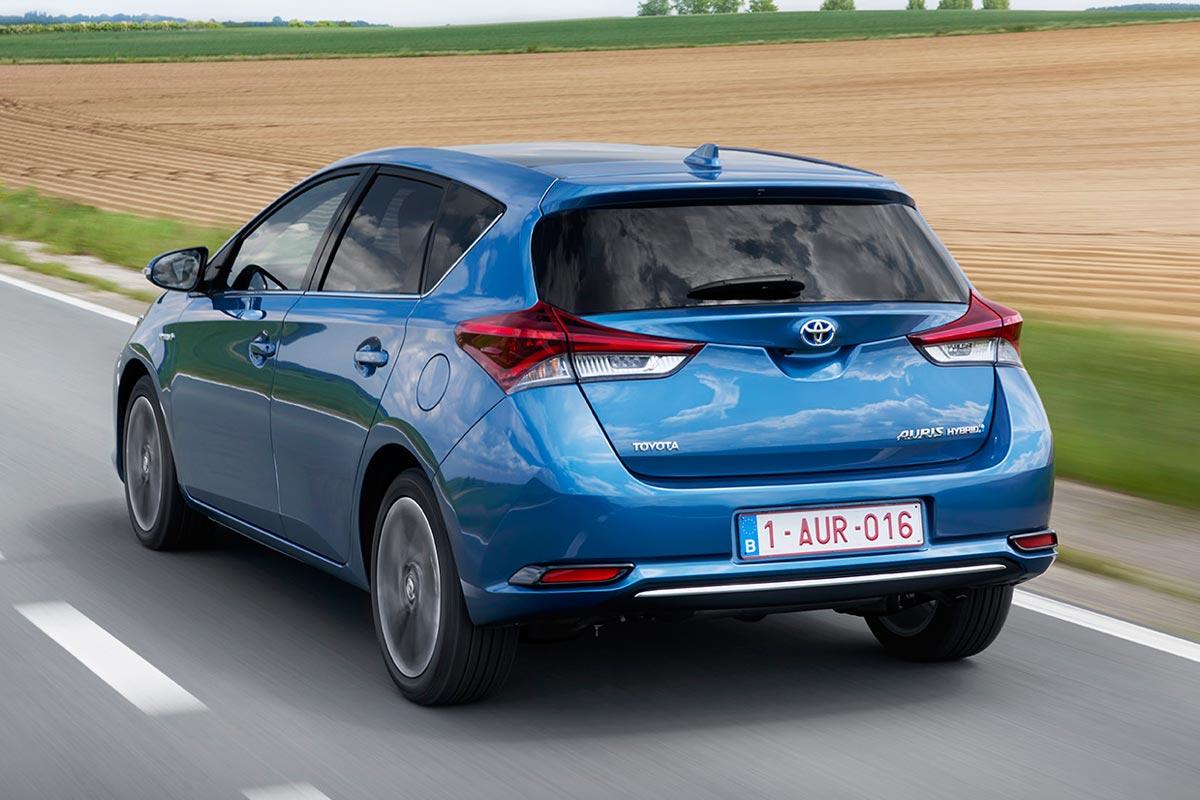 Toyota Auris 10 mejores ofertas coches junio