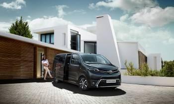 Toyota Proace Verso Vip: dos carrocerías y 6 o 7 plazas