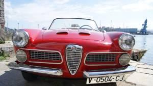 Alfa Romeo 2000 Spider: historia, modelo y prueba (fotos)