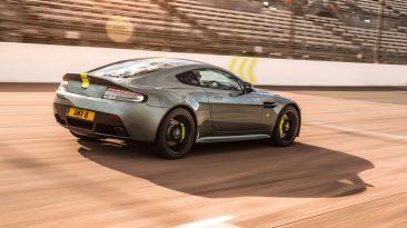 Aston Martin Vantage AMR trasera