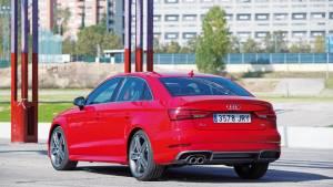Audi A3 Sedán 2.0 TDI 150 CV, a prueba (fotos)