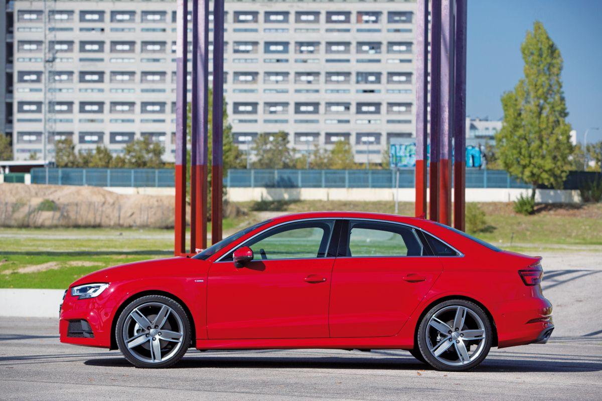 Audi a3 sed n 2 0 tdi 150 cv a prueba pide paso cosas for Red line motors el paso tx