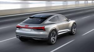 El Audi e-tron Sportback será una realidad en 2019 (fotos)