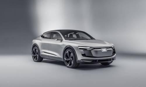 El Audi e-tron Sportback será una realidad en 2019