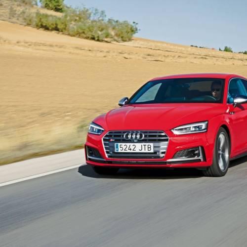 Audi S5 Coupé, a prueba: inyección de vigor