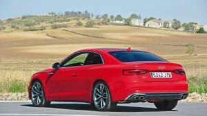 Audi S5 Coupé, a prueba (fotos)