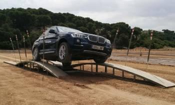 BMW X-Drive Training Day: conociendo los límites de los BMW tracción total