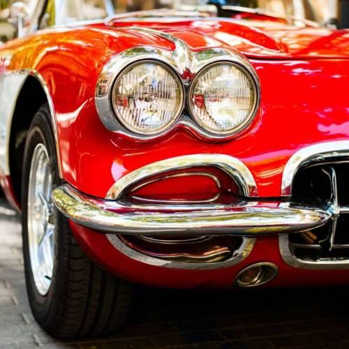 Trucos para fotografiar coches clásicos como un profesional