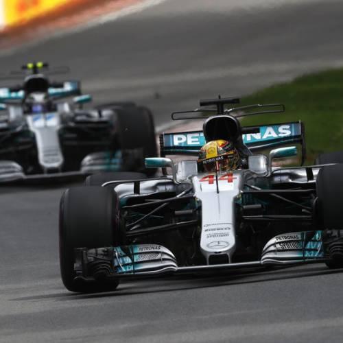 Hamilton conquista sin despeinarse el Gran Premio de Canadá